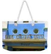 Miami Beach - Art Deco 6 Weekender Tote Bag