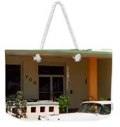 Miami Beach - Art Deco Weekender Tote Bag