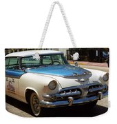 Miami Beach Classic Car 2 Weekender Tote Bag