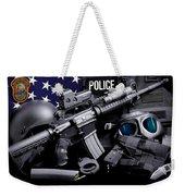 Miami Dade Police Weekender Tote Bag