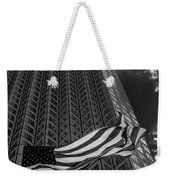 Miami Southeast Financial Center Weekender Tote Bag by Rene Triay Photography