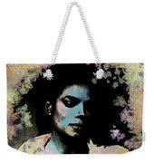 Michael Jackson - Scatter Watercolor Weekender Tote Bag