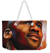Michael Jordan Artwork 2 Weekender Tote Bag