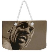 Michael Jordan - Practice Weekender Tote Bag