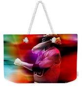 Michael Jordon Weekender Tote Bag