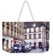 Michaelerplatz. Vienna Weekender Tote Bag