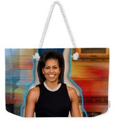 Michelle Obama Weekender Tote Bag