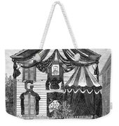 Michigan Grant House Weekender Tote Bag