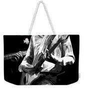 Mick 1977 Art Bw Weekender Tote Bag