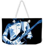 Mick Plays The Blues 1977 Weekender Tote Bag