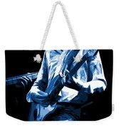 Mick Plays The Blues In Spokane 1977 Weekender Tote Bag