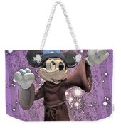 Mickey And The Stars Weekender Tote Bag
