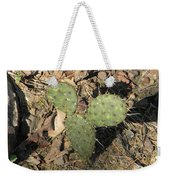 Mickey Mouse Cactus Weekender Tote Bag