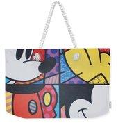 Mickey Weekender Tote Bag