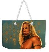 Mickey Rourke Weekender Tote Bag