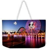 Mickey's Water Wheel Weekender Tote Bag