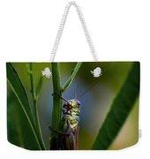 Micro Environment  Weekender Tote Bag