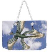 Microraptor Weekender Tote Bag