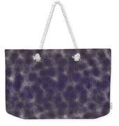 Microscopic Scale - Purple  Weekender Tote Bag
