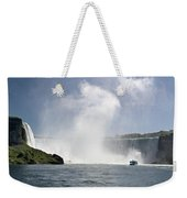 Mid Of The Mist - Almost There Weekender Tote Bag