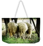 Midday Meeting At The Office  Weekender Tote Bag