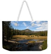 Middle Fork Of The San Joaquin River Weekender Tote Bag