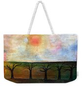 Middle Of Day  Weekender Tote Bag