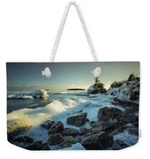 Middlebrun Bay Sunset II Weekender Tote Bag