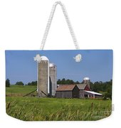 Middlebury Vermont Barn Weekender Tote Bag