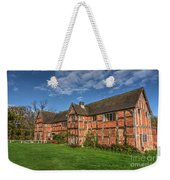 Middleton Hall Courtyard Centre Weekender Tote Bag