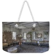 Middleton Place Rice Mill Interior Weekender Tote Bag