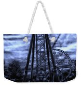 Midnight At The Carnival Weekender Tote Bag