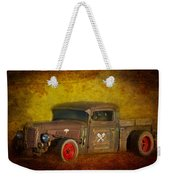 Midnight Auto Parts Weekender Tote Bag
