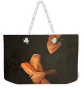 Midnight Conversation Weekender Tote Bag