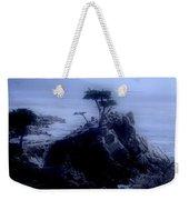 Midnight Cypress Weekender Tote Bag