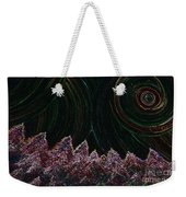 Midnight Forest By Jrr Weekender Tote Bag