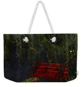 Midnight In The Garden Of Good And Evil Weekender Tote Bag