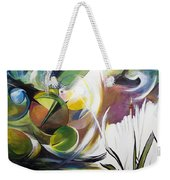 Midnight On The Bayou Weekender Tote Bag