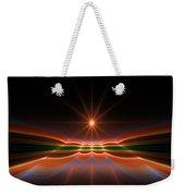 Midnight Sun Weekender Tote Bag