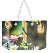 Midsummer Pole Weekender Tote Bag
