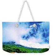 Le Milieu De Mont Blanc   Weekender Tote Bag