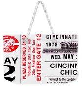 Midwest Rivals Weekender Tote Bag