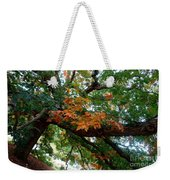 Mighty Fall Oak #1 Weekender Tote Bag
