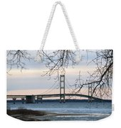 Mighty Mac Weekender Tote Bag