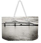 Mighty River Weekender Tote Bag