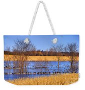 Migration.. Weekender Tote Bag