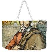 Miguel Serveto (1511-1553) Weekender Tote Bag