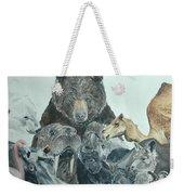 Mika Animals Weekender Tote Bag