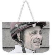 Mike Smith Portrait Weekender Tote Bag