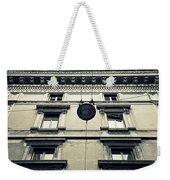 Milan Building Weekender Tote Bag